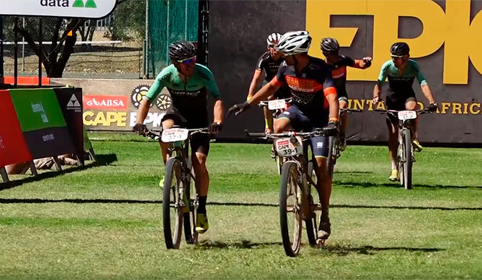 cuarta etapa absa cape epic 2018 jose antonio hermida joaquim purito rodriguez merida factory racing team 696